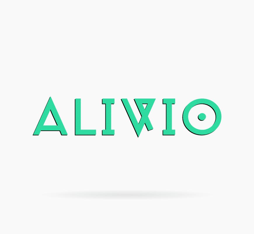 diseño logo Alivio