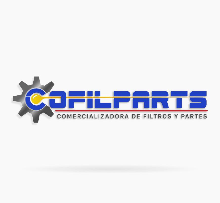 diseño logo cofilparts