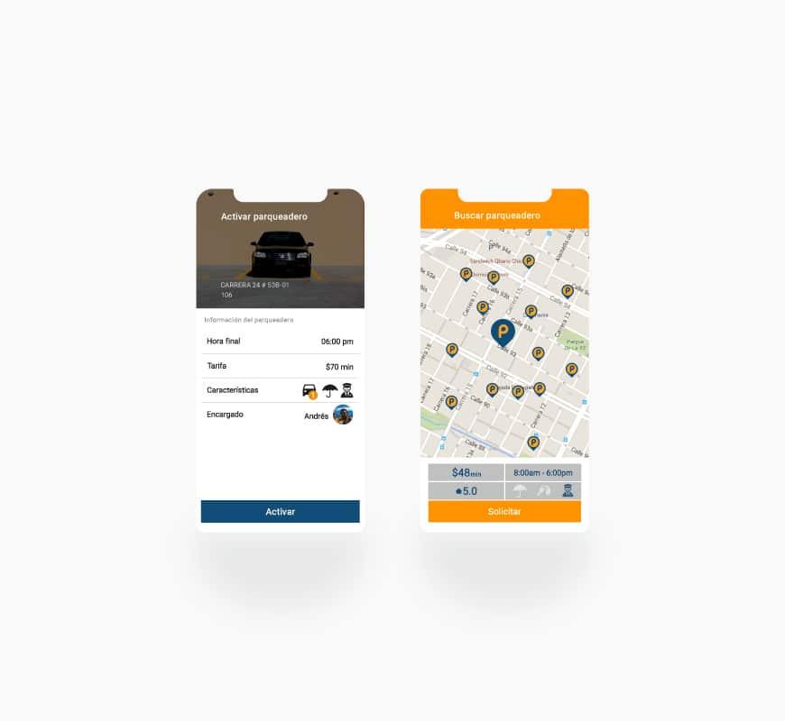 desarrollo aplicaciones moviles parkot
