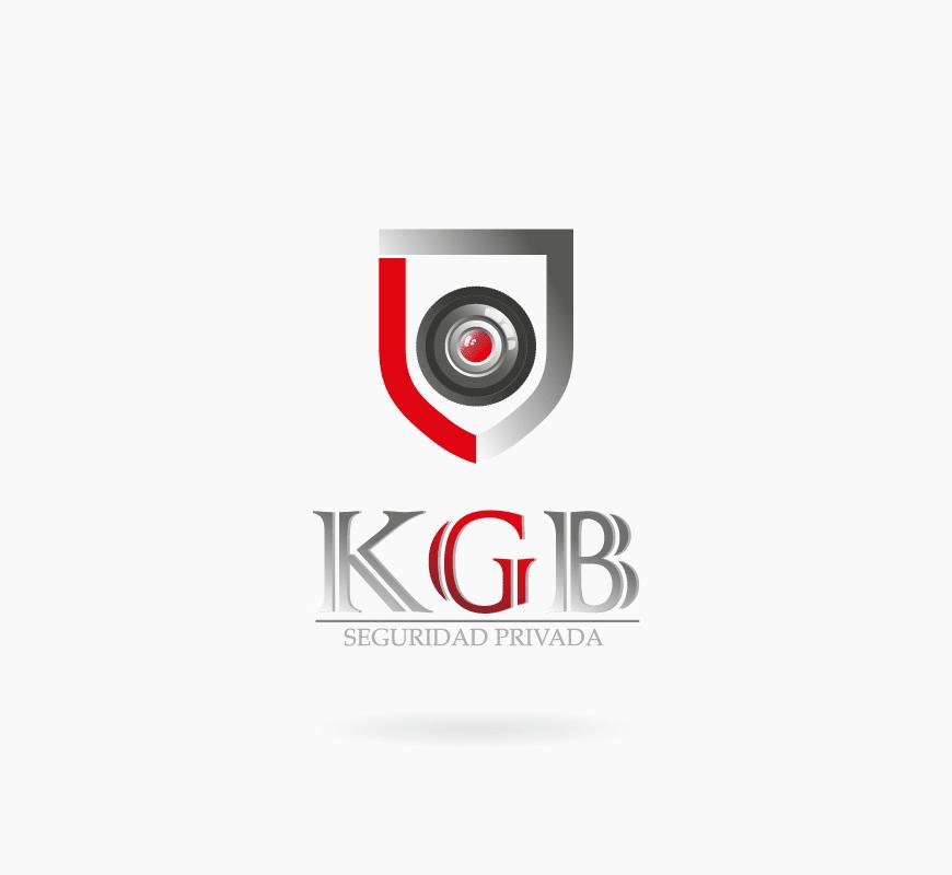 diseño logo seguridad kgb